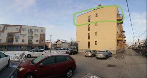 Stan Sarajevo Dobrinja 67m2 namjesten vlastiti parking
