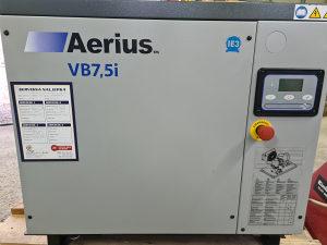 Polovni vijčani kompresor Ingersoll-Rand 7,5kW