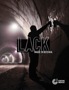 Knjiga: Lack - made in Bosnia (prednarudžba), pisac: FM Jam, Književnost, Umjetnost, Muzika, Izreke, Citati