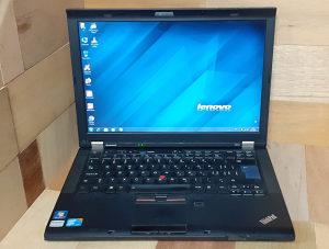 Laptop I5 Lenovo T410/HDD 160GB/RAM 6GB/