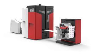 DIgitalna mašina za etikete XEIKON 3300