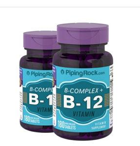 B-Complex/ B - kompleks/ vitamini B1,B2,B3,B12