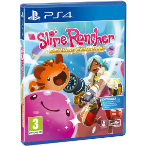 PS4 Slime Rancher (PlayStation 4)