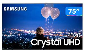 "Samsung 4K 75"" TU7172 Crystal UHD EU TV UE75TU7172UXXH"