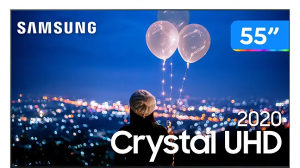 "Samsung 4K 55"" TU7172 Crystal UHD EU TV UE55TU7172UXXH"