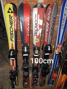 Skije od 100 so 156cm