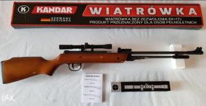 Vazdusna Zracna puska 5.5mm KANDAR