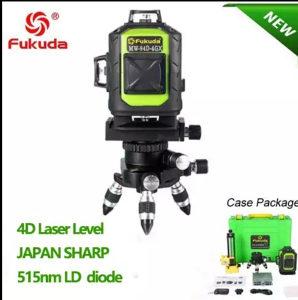 Laseri 3D i 4D modeli u linijama od 8, 12,16 linijski