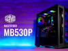 MasterBox GTX 1660 Super Strix 6GB: Ryzen 5900X 24x3.7-4.8GHz