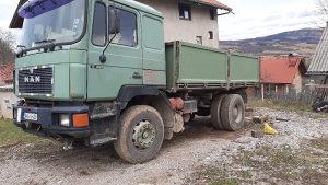 Kamion Man kiper 422