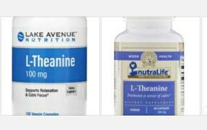 L theanine/ 180 kapsula od 100mg