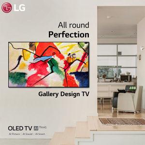 """LG 65"""" OLED 4K TV OLED65GX3LA Gallery Design HDMI 2.1"""