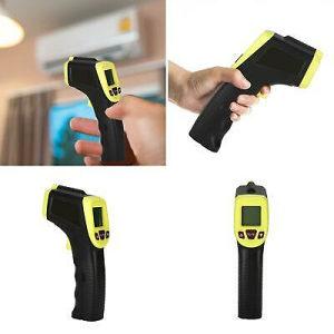 Bezkontaktni termometar laserski digitalni -50 do +600