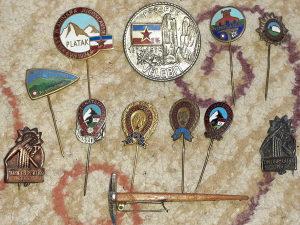 LOT 12 YU planinarski znački