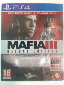 Mafia 3 Deluxe Edition (Playstation 4 - PS4)