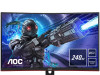 AOC Monitor LED C27G2ZE Gaming Curved 240Hz /0.5 ms