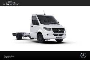 Mercedes-Benz Sprinter 519 CDI FG Šlepa