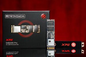 Adata XPG SX8200 Pro 256GB NVMe M.2 3500/3000 MB/s