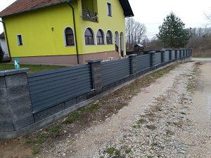 Aluminijske ograde,roletne, garažna rolo i sekciona vra