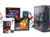 Gaming PC Cavy 2; i5-9400F; RX 560; 120GB SSD; 8GB DDR4
