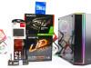 Gaming PC Metropolis 15; i5-10400F; GTX 1650; 480GB SSD