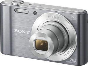 Sony CyberShot W830 silver 20,1 MP