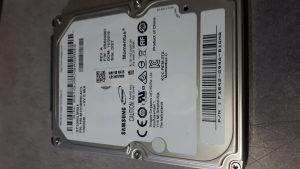 Hard disk 1TB Sata 2.5 za laptop Samsung