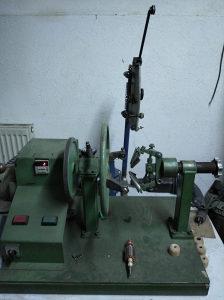 Masina za motanje rotora