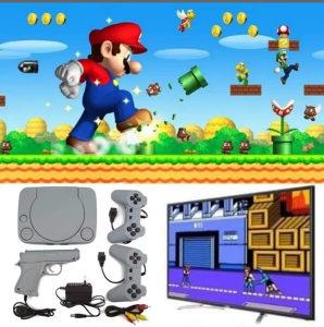 TV konzola, retro igrice, 400 igrica, Super Mario