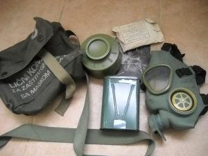 Gas maska MC1