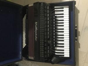 Harmonika 120 basova