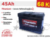 Akumulatori TITANIUM 45Ah - Besplatna dostava!