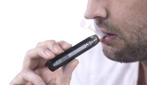 Black EQ FLTR Innokin Elektricna cigareta Pod