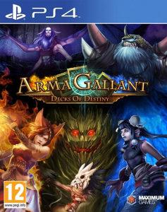 Arma Gallant - Decks of Destiny (PS4)