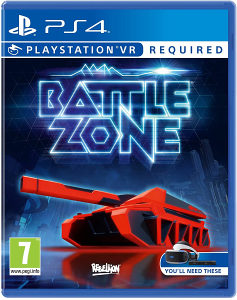 Battle Zone VR (PS4) Battlezone