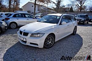 BMW 335d E91 285ks M paket