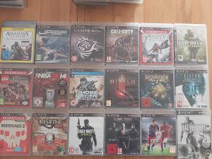 PS3 IGRE PLAYSTATION 3  062/325-468