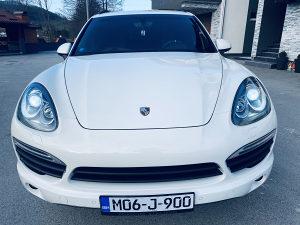 Porsche Cayenne 3.0-180kw F1