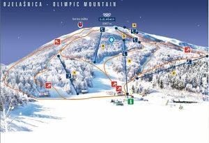 Bjelasnica ski karta, 10 od sezone dnevna karta