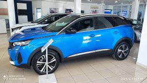 PEUGEOT NOVI 3008 GT 1.5 BLUE HDI 130 KS