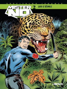 Mister No Specijal 2  Ljudi Iz Džungle / LIBELLUS