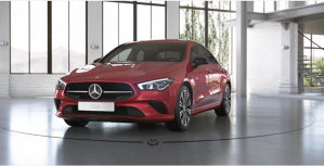 Mercedes-Benz CLA 200 Coupe