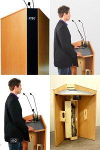 Prenosna govornica/razglas ITEC