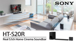 Zvučnik Sound bar Sony HTS20R