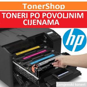 Toner za laserske HP stampace, toneri