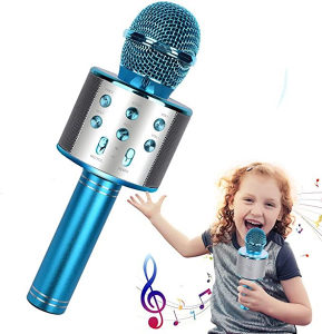 Mikrofon Karaoke Bluetooth Bežični