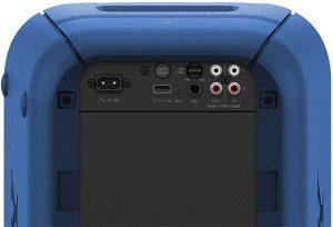 Sony HiFi system GTK-XB60 plav