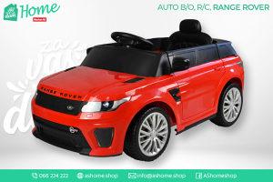 Auto B/O, R/C, Range Rover
