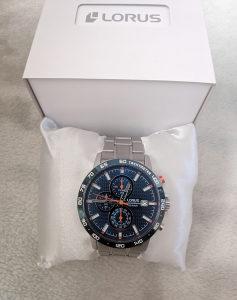 Muški sat Lorus RM301GX-9