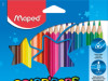 Bojice drvene Color Peps 18/1 57934